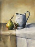 Pear and Pitcher